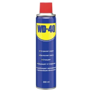 Смазка WD-40 (300 мл)