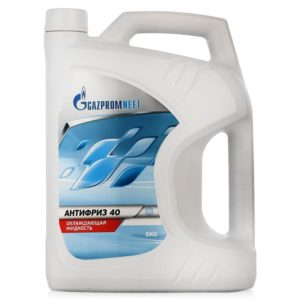 Gazpromneft Antifreeze 40 (5 кг)