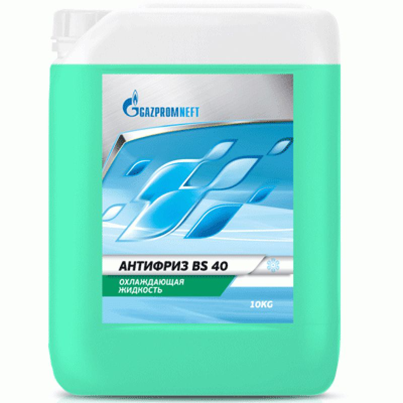 Gazpromneft Antifreeze BS 40 (10 кг)