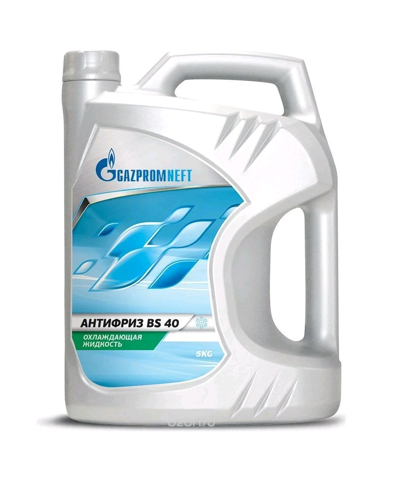 Gazpromneft Antifreeze BS 40 (5 кг)