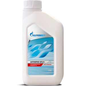 Gazpromneft Antifreeze SF12+ (1 кг)