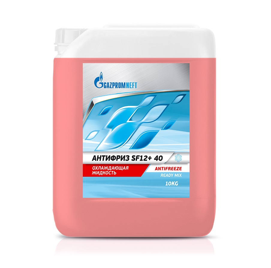 Gazpromneft Antifreeze SF12+ (10 кг)
