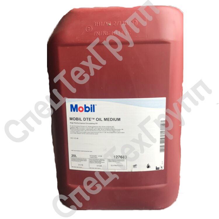 Mobil DTE Oil Medium (20 л)