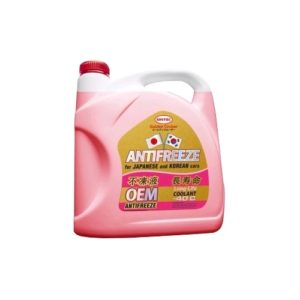 Sintec ANTIFREEZE OEM for JAPANESE and KOREAN cars Red (5 кг)