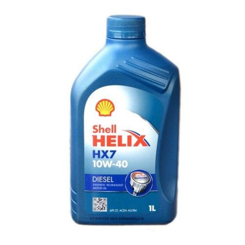 Shell Helix HX7 Diesel 10W-40 (1 л)