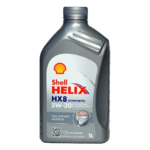 Shell Helix HX8 SYNTHETIC 5W-30 (1 л)