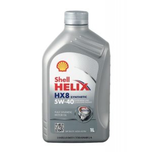 Shell Helix HX8 SYNTHETIC 5W-40 (1 л)