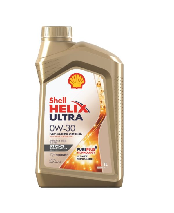 Shell Helix Ultra ECT C2-C3 0W-30 (1 л)