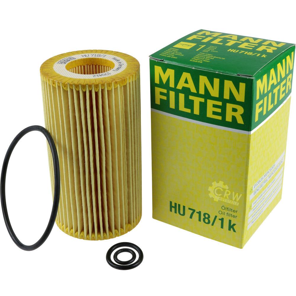 MANN-FILTER HU 718/1 k