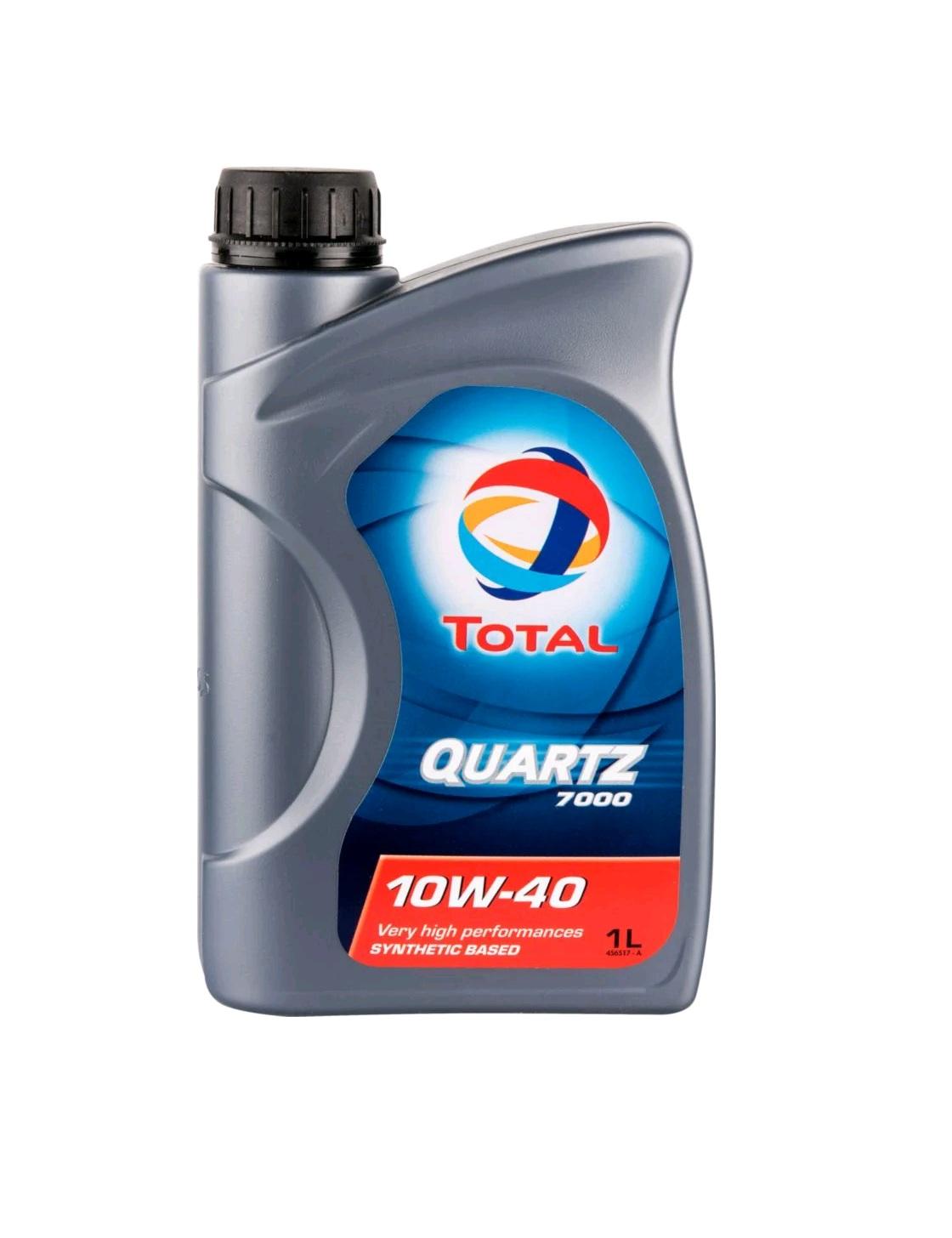 TOTAL QUARTZ 7000 10W-40 (1 л)
