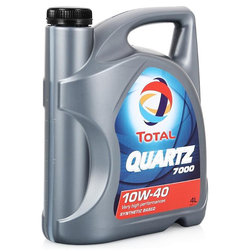 TOTAL QUARTZ 7000 10W-40 (4 л)