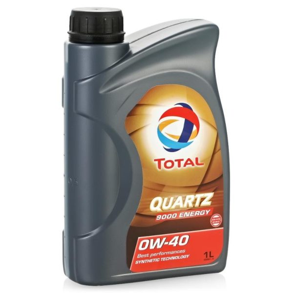 TOTAL QUARTZ 9000 ENERGY 0W-40 (1 л)