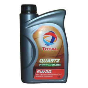 TOTAL QUARTZ 9000 FUTURE NFC 5W-30 (1 л)