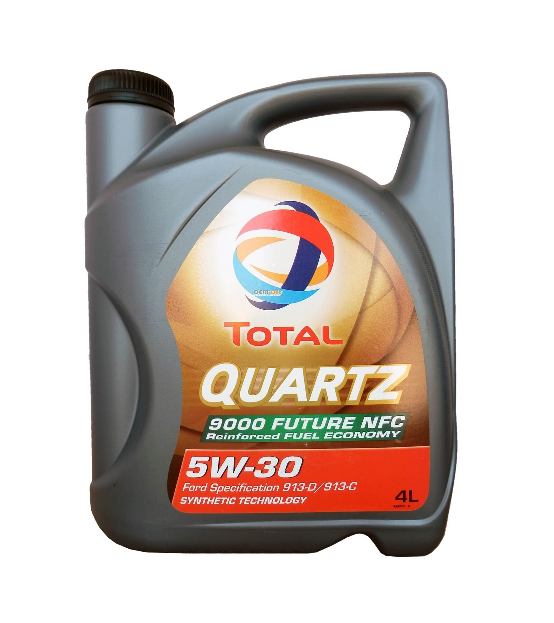 TOTAL QUARTZ 9000 FUTURE NFC 5W-30 (4 л)