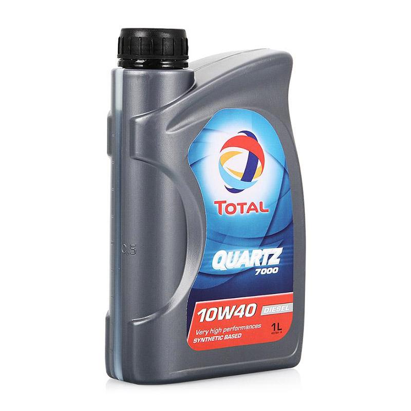 TOTAL QUARTZ DIESEL 7000 10W-40 (1 л)