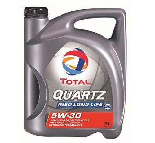 TOTAL QUARTZ INEO LONG LIFE 5W-30 (5 л)