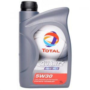 TOTAL QUARTZ INEO MC3 5W-30 (1 л)