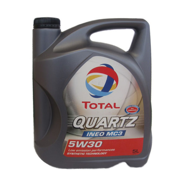 TOTAL QUARTZ INEO MC3 5W-30 (5 л)