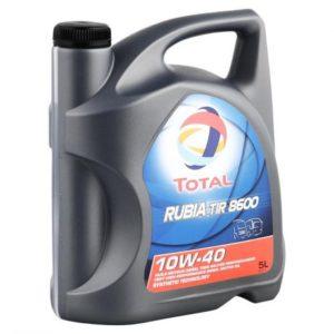 TOTAL RUBIA TIR 8600 10W-40 (5 л)