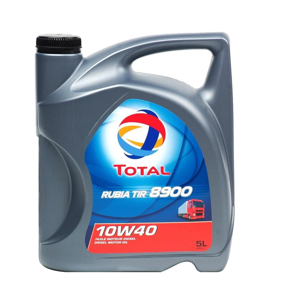 TOTAL RUBIA TIR 8900 10W-40 (5 л)