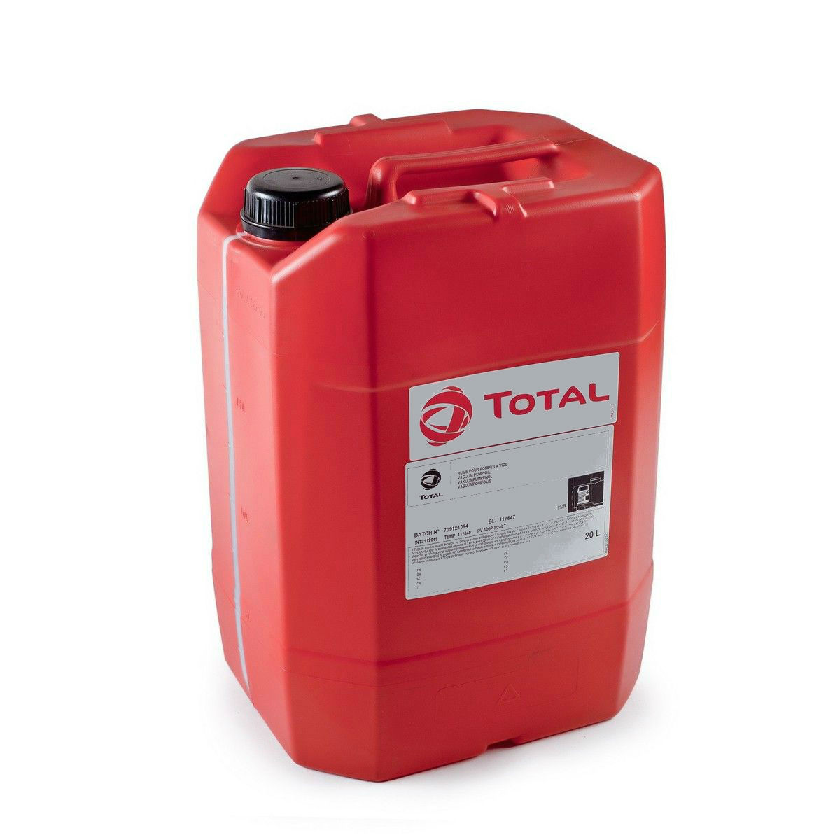 TOTAL TRANSMISSION GEAR 7 80W-85 (20 л)
