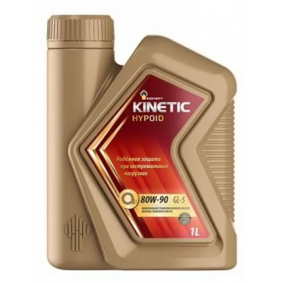 Rosneft Kinetic Hypoid 80W-90 (1 л)