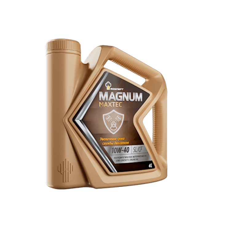 Rosneft Magnum Maxtec 10W-40 (4 л)