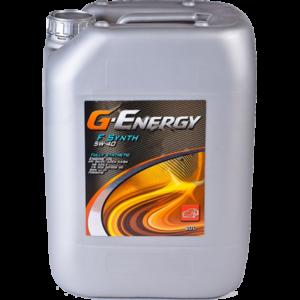 G-Energy F Synth 5w-40 (20 л)
