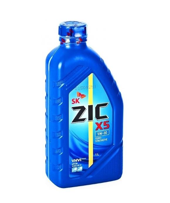 ZIC X5 5W-30 (1 л)