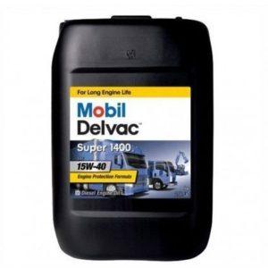 Mobil Delvac Super 1400E 15w-40 (20 л)