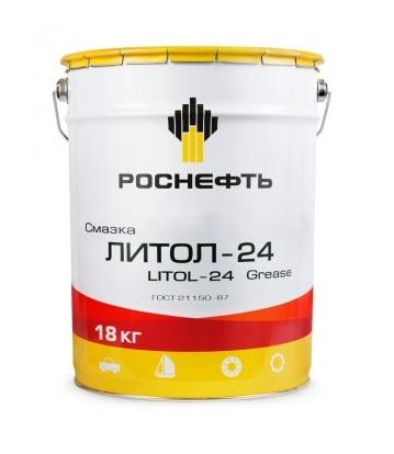 Роснефть Литол-24 (18 кг)