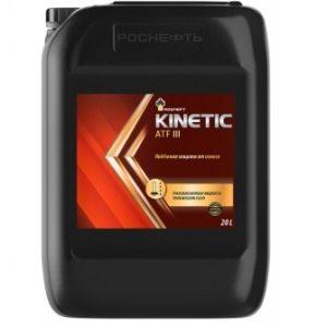 Rosneft Kinetic ATF III (20 л)