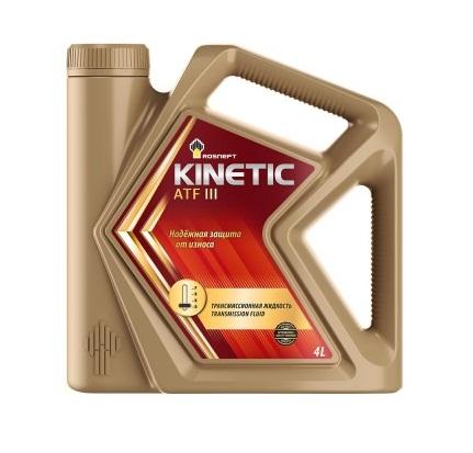 Rosneft Kinetic ATF III (4 л)
