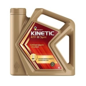Rosneft Kinetic ATF III Synt (4 л)