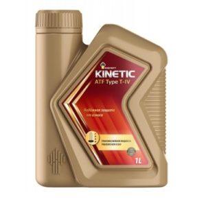 Rosneft Kinetic ATF Type T-IV (1 л)