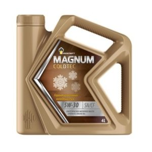 Rosneft Magnum Coldtec 5W-30 (4 л)