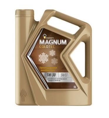 Rosneft Magnum Coldtec 5W-30 (5 л)