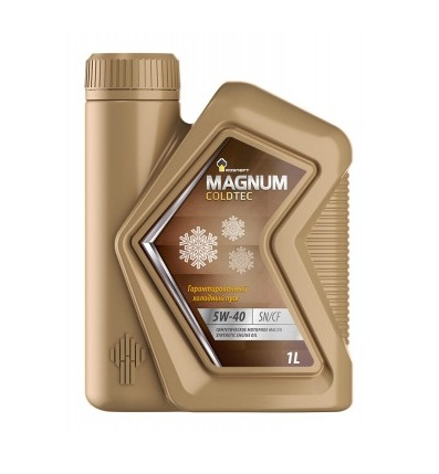 Rosneft Magnum Coldtec 5W-40 (1 л)