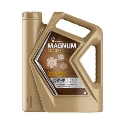 Rosneft Magnum Coldtec 5W-40 (5 л)