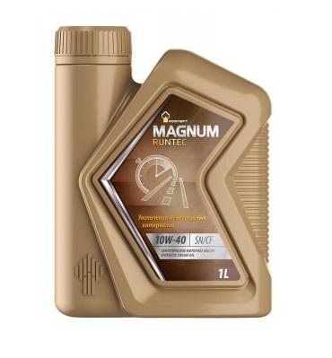 Rosneft Magnum Runtec 10W-40 (1 л)