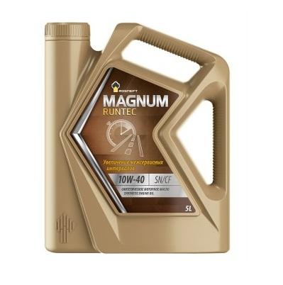 Rosneft Magnum Runtec 10W-40 (5 л)