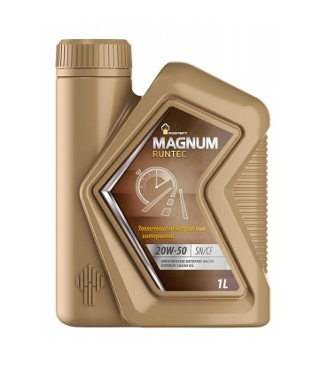 Rosneft Magnum Runtec 20W-50 (1 л)