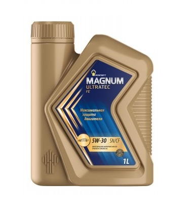 Rosneft Magnum Ultratec FE 5W-30 (1 л)