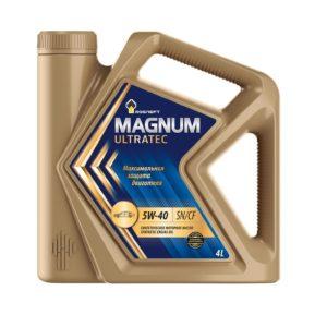 Rosneft Magnum Ultratec FE 5W-30 (4 л)