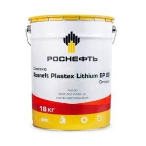 Rosneft Plastex Lithium EP00 (18 кг)
