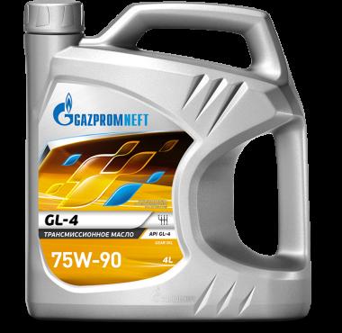 Gazpromneft GL-4 75W-90 4 л