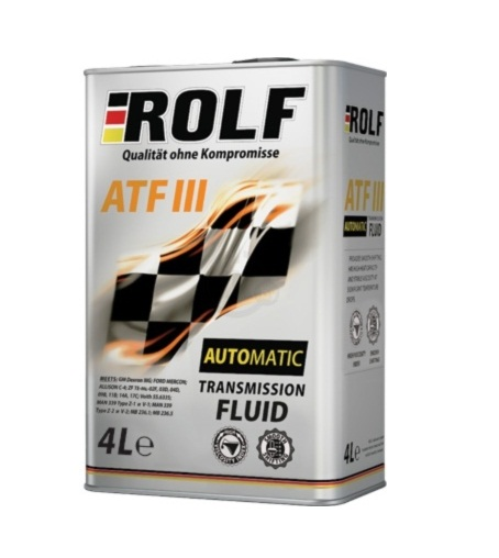 ROLF ATF III 4л