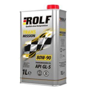 ROLF TRANSMISSION 80W-90 GL-5 1л