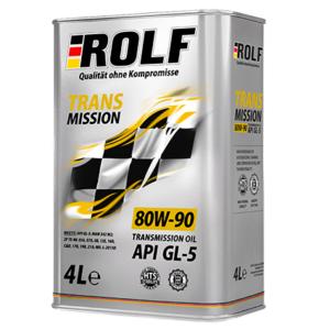ROLF TRANSMISSION 80W-90 GL-5 4л
