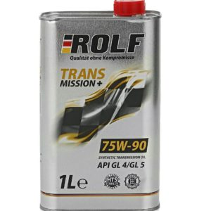 ROLF TRANSMISSION PLUS 75W-90 GL-4/GL-5 1л